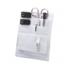 Pocket Organizer with penlight, scissors and chart pen