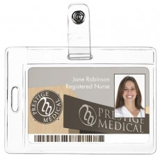 Two-Way ID Holder