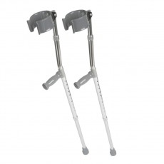Crutches, Forearm, Adult