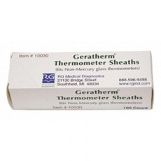 Thermometer Sheaths Non-Mercury