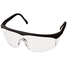Protective Spectacles with adjustable temple