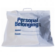 Patient Belongings Bag