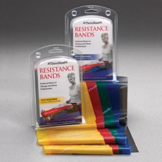 Thera-Band® Resistance Kit, Light Resistance, Yellow, Red, Green