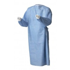Surgical Gown, Sterile w/towel (Large)