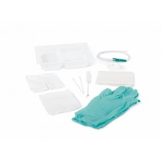 Trach Tray with 14Fr Suction Catheter