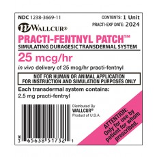 Practi-Fentanyl Patch™