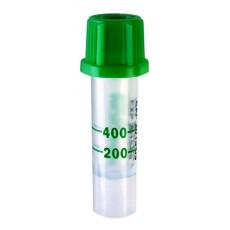 Microtainer® Tube, Lithium Heparin (Green)