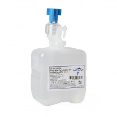 Pre-Filled Humidifier with Adapter, 350 mL