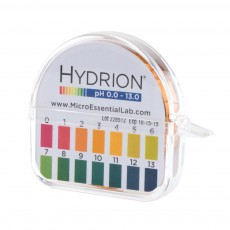 pH Test Strip, 5/32 Inch x 15 Ft