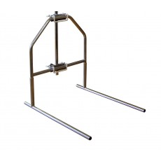 Trapeze Bar Floor Stand