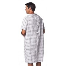 Patient Gown w/ties