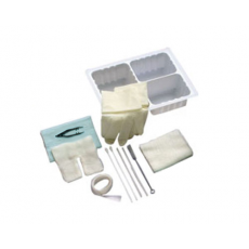 Trach Care Kit w/ Removable Basin