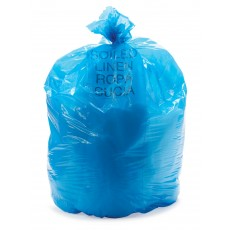 Blue Hamper Bags, Disposable