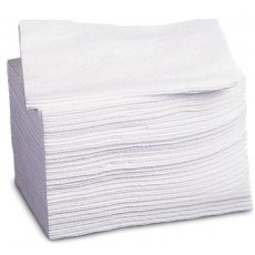 Washcloth 10.5 x 13 Disposable